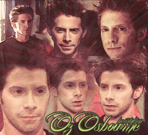 Oz Osbourne Universe-Buffy