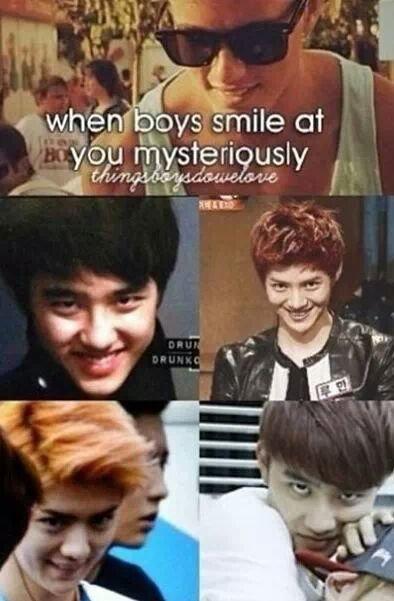 SM Entertainment : Cute & Funny EXO