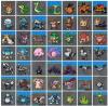 Voici toute les nouveau Pokémon Sprites