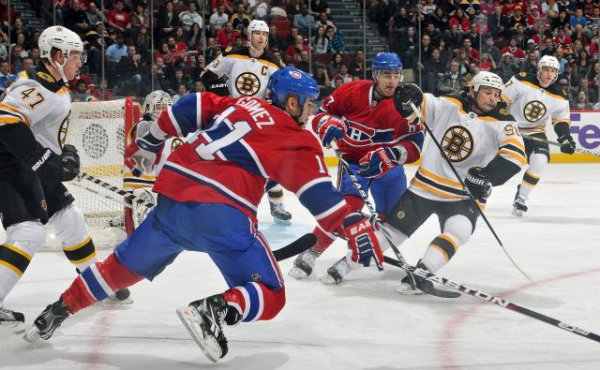 Habs Vs Bruins (Vicp)3-2