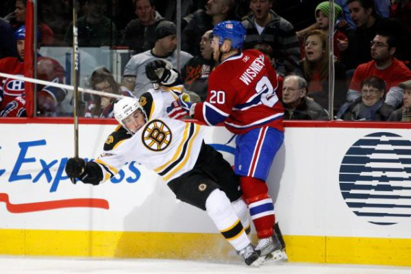 Habs Vs Bruins (Vicp)3-2