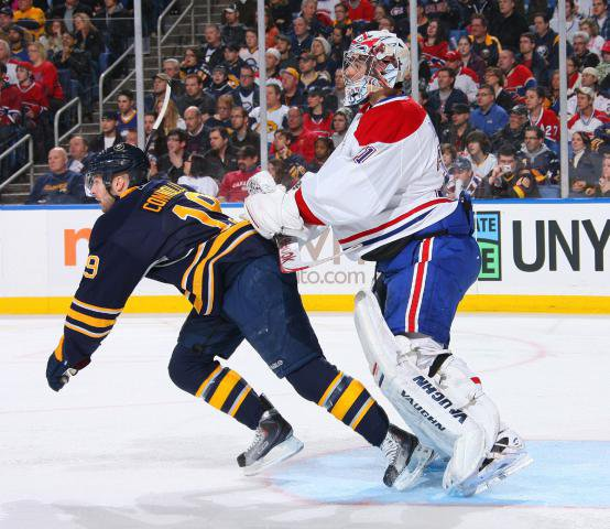 Defaites des Habs Vs Sabres  En Prolongations 1-2