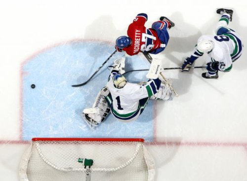 Habs Vs Canuck (Vic ) 3-2
