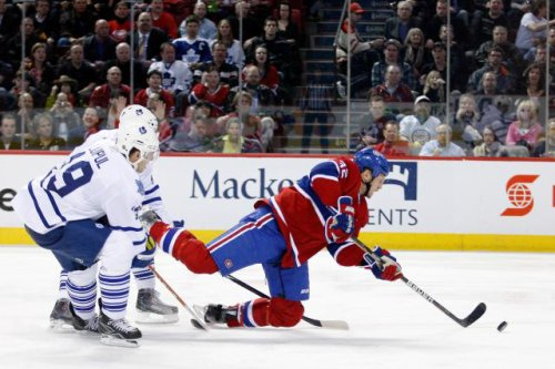 Maple leafs Vs Habs ( Def) 5-4