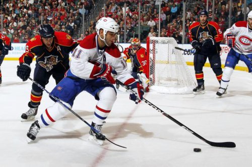 Habs Vs Panthers (Vic ) 4-0 Blanchissage 03 mars