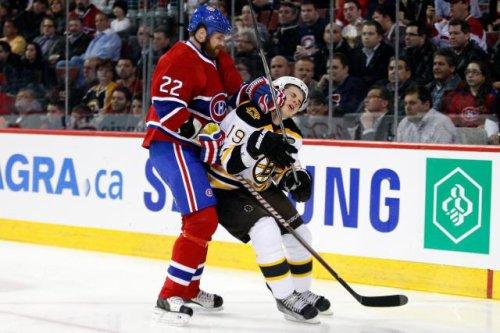 Bruins vs habs (Vic) 1-4  8 Mars 2011