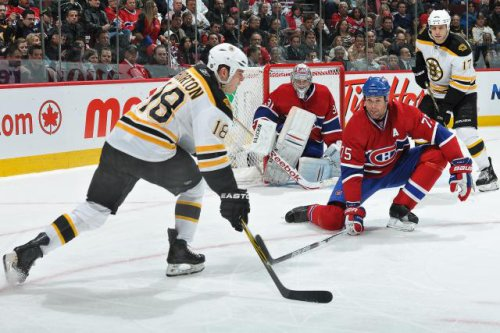 Bruins vs habs (Vic) 1-4  8 Mars 2011