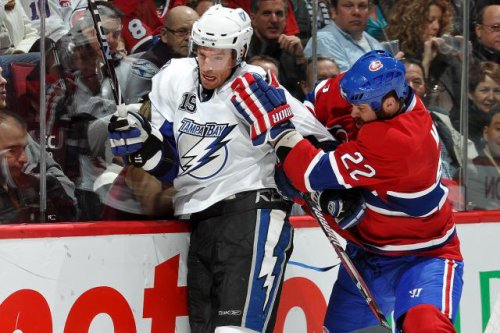 Lighting Vs Habs (Vic) Tir de barrage  2-3