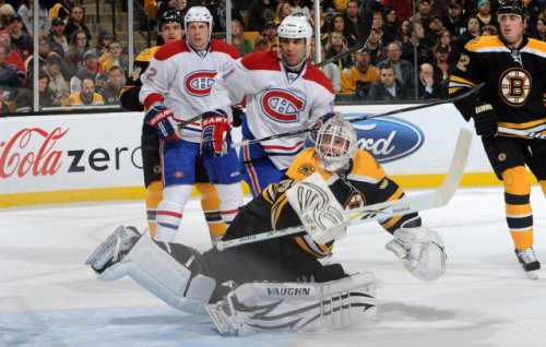 Habs vs Boston ( Def ) 0-7 Fuck Boston 24 mars