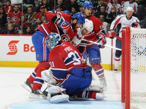 Habs Vs Captials (Def) 0-2  26 mars 2011