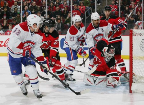 Habs Vs Devils  (Vic) 3-1 02 Avril 2011