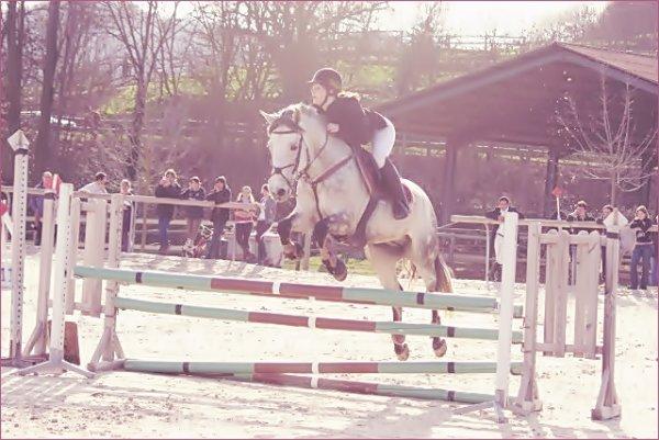 L'homme n'aura jamais la perfection du cheval...