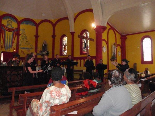 Voix du Sud 2011- 2ème journée