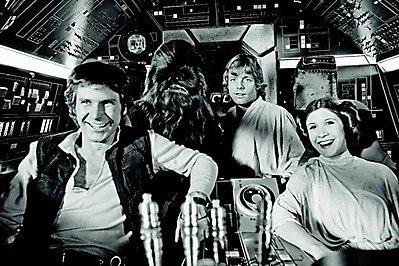 Car Star Wars c'est mon passé, mon enfance et un rêve : ce couple :)