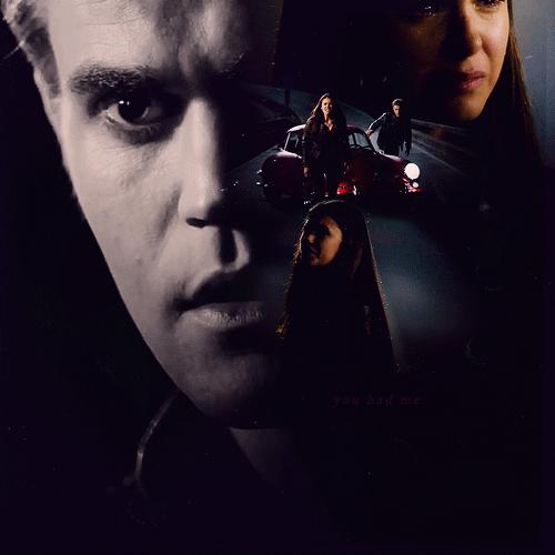 I want Stefan and Elena together!!!!! (Si jamais vous avez des infos genre l'épisode de leur retour ensemble laisser un com Thanks ;)