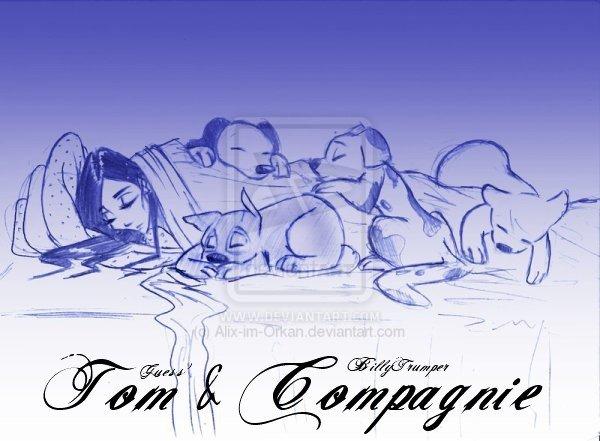...« Tom & Compagnie »Chapitre o4 ...