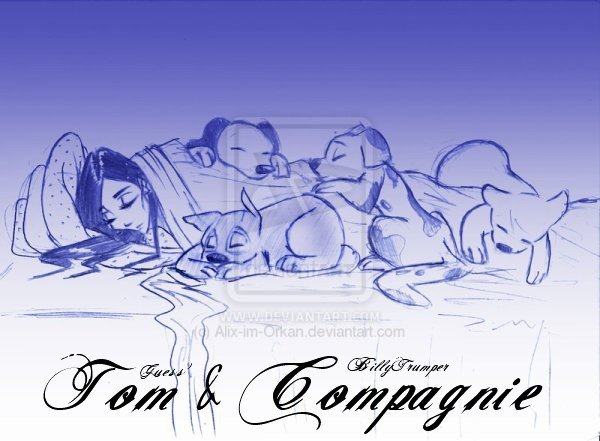 ...« Tom & Compagnie »Chapitre o8 ...