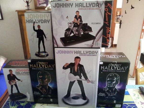 nouvelles statue de johnny !!!!!
