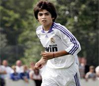 Enzo Zidane le remplaçant de Witsel ?