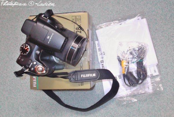 Fujifilm FinePix S3400   A VENDRE!!!