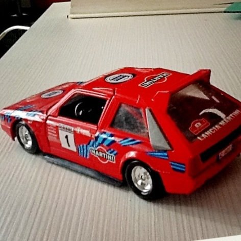 Collection Miniature, Lancia Delta S4 Martini