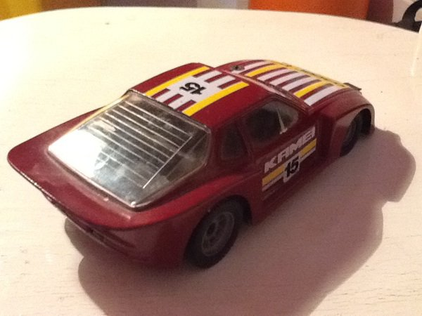 Collection Miniature: Porsche 924 turbo