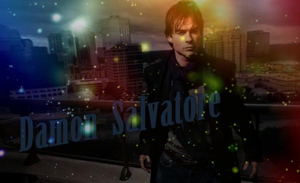 Damon Salvotore