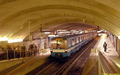 Les pires agressions dans les autobus et le métro de Montréal