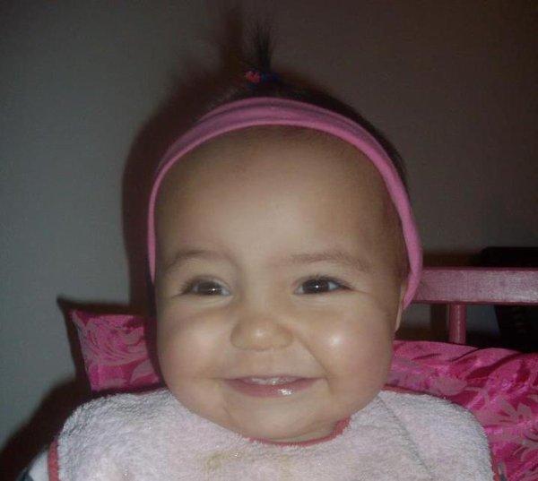 ma fille jahzara ali boisson ne le 7 janvier 2011