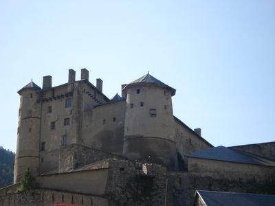 Chateau du queyras