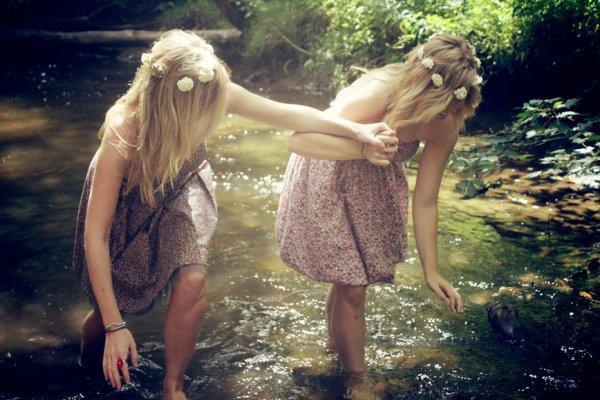 Comme quoi avec la distance on peut quand même s'aimer ..