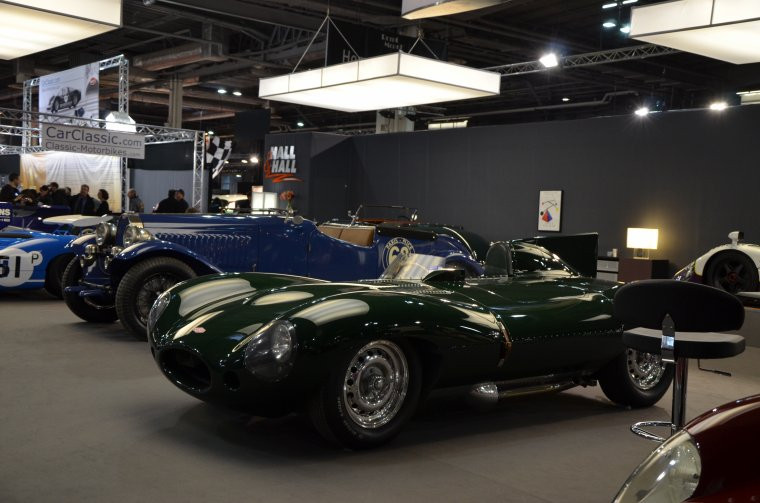 Jaguar xj13 race car '66