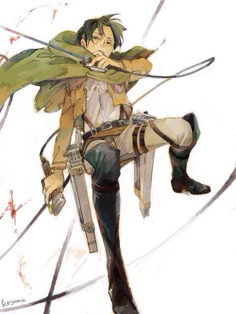 Shingeki no kyojin(l'attaque des titans)