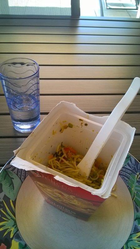 14h04 à manger !!!!