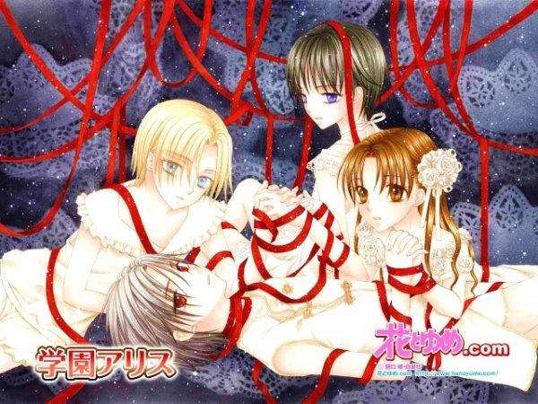 Ma fiction de Gakuen Alice 💜