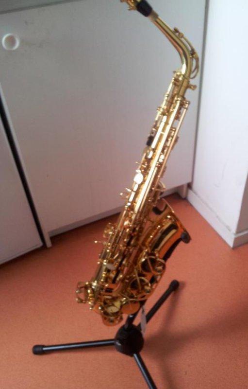 """*Saxophone Alto*L""""un de mes saxophones*"""