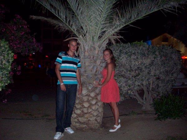 Steven & Samanthaa « Un An & Demiiii » ! Je t'aime de tout mon coeur !
