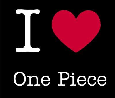 I <3 One Piece