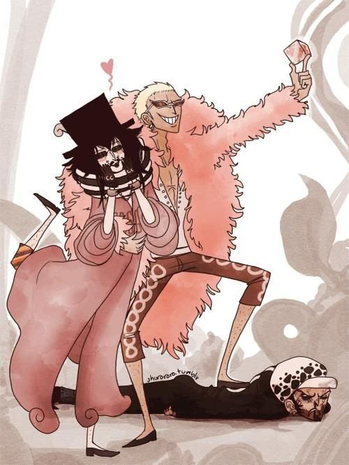 Doflamingo family