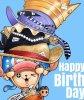 Bon anniversaire Chopper