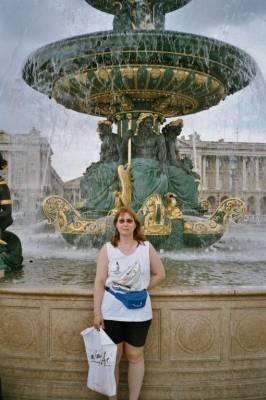 Deja les fontaines qui donne sur le jardin des tuileries for Cuisine qui donne sur le jardin