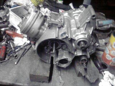 moteur 86 top alu