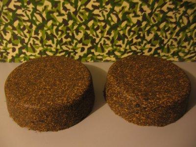 confection de pains chenevis/pellet/micro graines