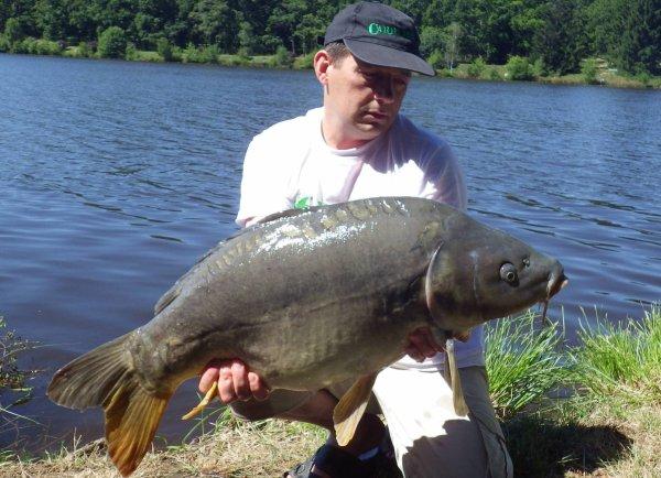 étang du vivale 559 kg en 110 heures