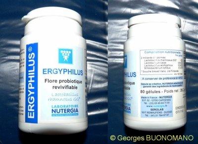 Probiotique ERGYPHILUS