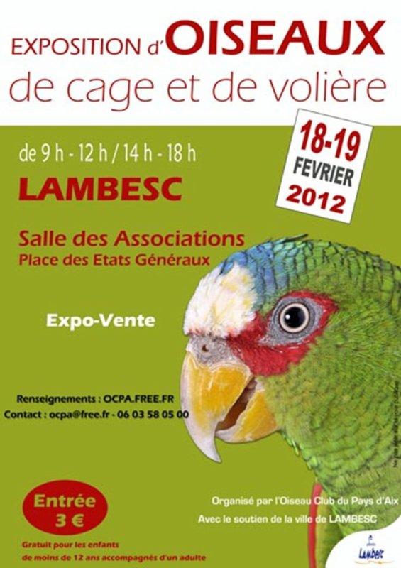 Expo bourse OCPA à Lambesc (13410)