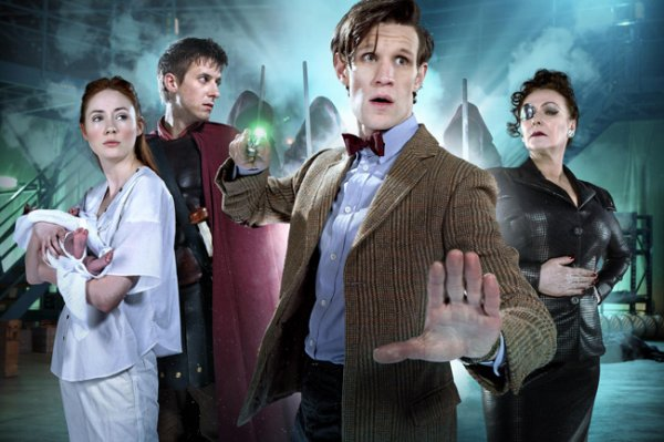 Groupe I LOVE DOCTOR WHO <3