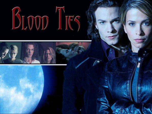 Blood Ties : une série que j'ai découvert il y a peu de temps mais dont je suis déja accro