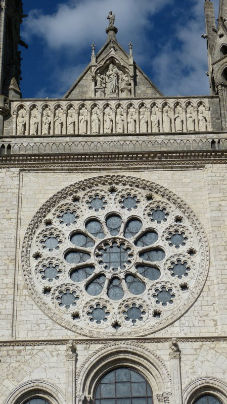 Chartres c'est juste magnifique !!!