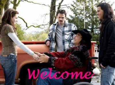Bienvenu sur les articles de twilight